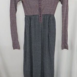 Free People Beach Maxi dress Size XS Purple/Gray